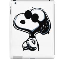 Joe Cool iPad Case/Skin
