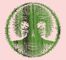 Skulltree, Tree of Life (romkaláh) Kids Clothes