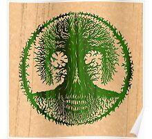 Skulltree, Tree of Life (romkaláh) Poster
