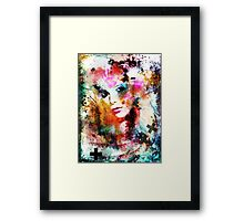 Tacit Ecstasy Framed Print