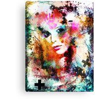 Tacit Ecstasy Canvas Print