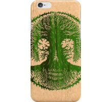 Skulltree, Tree of Life (romkaláh) iPhone Case/Skin