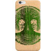 Skulltree, Tree of Life (romkaláh) iPhone Case/Skin