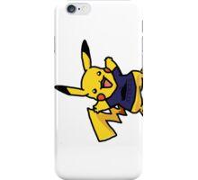 Punk Pikachu iPhone Case/Skin