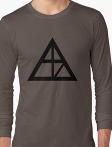 Alaska Sign Long Sleeve T-Shirt