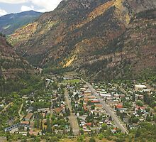 Ouray, Colorado by Tamas Bakos