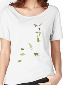 Leaf Cutter Ants Women's Relaxed Fit T-Shirt