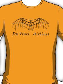 Da Vinci Airlines T-Shirt