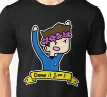 McCoy in a Flower Crown Unisex T-Shirt
