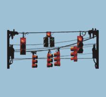Hanging traffic lights T-Shirt