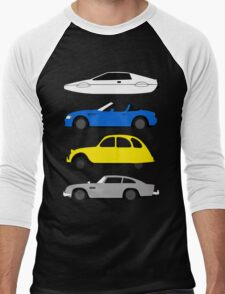 The Car's The Star: James Bond T-Shirt