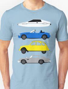 The Car's The Star: James Bond Unisex T-Shirt