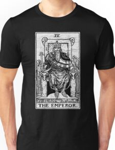The Emperor Tarot Card - Major Arcana - fortune telling - occult Unisex T-Shirt