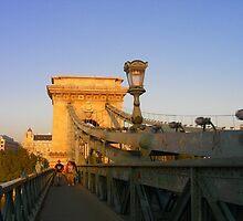 """Puente, """"Las Cadenas"""" Budapest by cieloverde"""