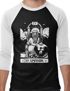 The Emperor - Tarot Cards - Major Arcana Men's Baseball ¾ T-Shirt