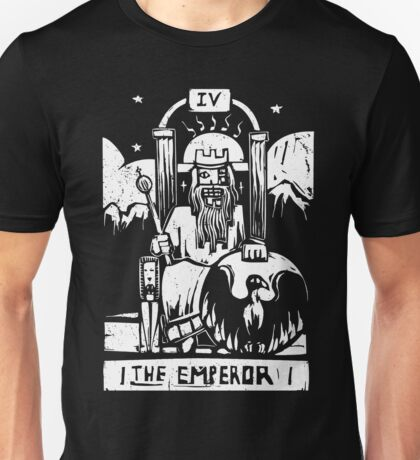 The Emperor - Tarot Cards - Major Arcana Unisex T-Shirt