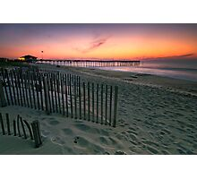 Second Morning, OBX Photographic Print