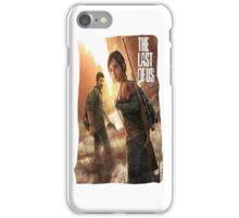 Joel and Ellie iPhone Case/Skin