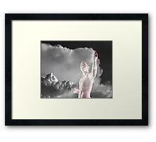 Blow - Safe version Framed Print