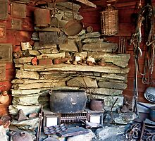 Gold Miner's Kitchen by phil decocco