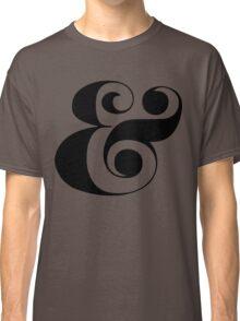 Ampersand (Eloquent Swash) Classic T-Shirt