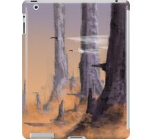 Above the clouds iPad Case/Skin