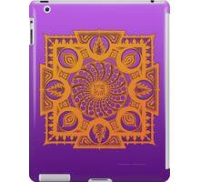 vólkoshan mandala iPad Case/Skin