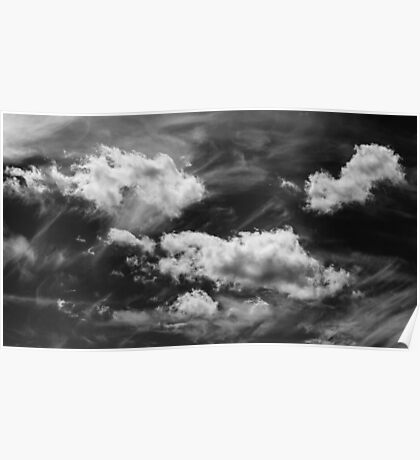 Dramatic Cloud Poster