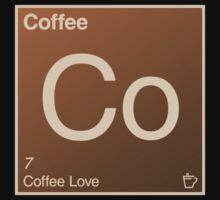 Coffee Element Baby Tee