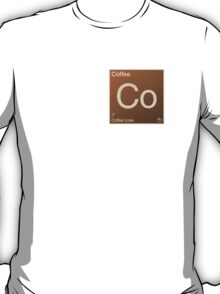 Coffee Element T-Shirt