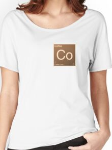 Coffee Element Women's Relaxed Fit T-Shirt