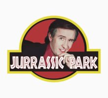 Alan Partridge jurassic park t shirt One Piece - Short Sleeve