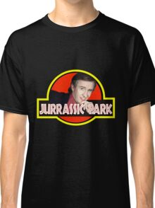 Alan Partridge jurassic park t shirt Classic T-Shirt