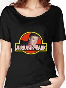 Alan Partridge jurassic park t shirt Women's Relaxed Fit T-Shirt