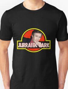 Alan Partridge jurassic park t shirt Unisex T-Shirt