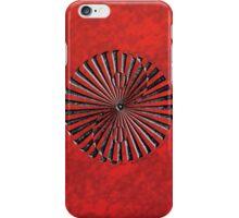 yin yang in stone (zahyíng) iPhone Case/Skin