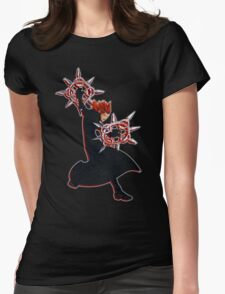 Axel - Night Sky Edit Womens Fitted T-Shirt