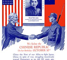 United China Relief -- World War II by warishellstore