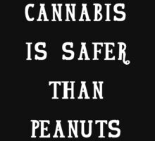 Cannabis is safer...  by Thomas Jarry