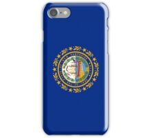 Smartphone Case - State Flag of New Hampshire - Vertical iPhone Case/Skin