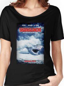 SHARKALANCHE Women's Relaxed Fit T-Shirt