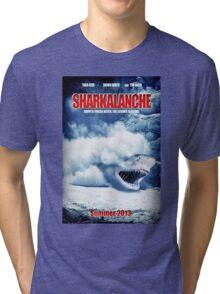 SHARKALANCHE Tri-blend T-Shirt