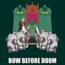 Bow Before Doom by zangotango