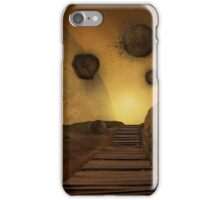 From space iPhone Case/Skin