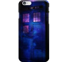 Cosmic Tardis iPhone Case/Skin
