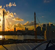 London Millenium  by MAD ARTz