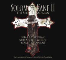 Solomon Kane Sequel Campaign Tee by khamarupa