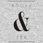 books & tea by marinapb