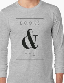 books & tea T-Shirt
