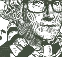 U.S. Hipstery: One Sticker